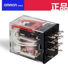 Реле электромагнитное Omron MY4N-GS AC220V4 14