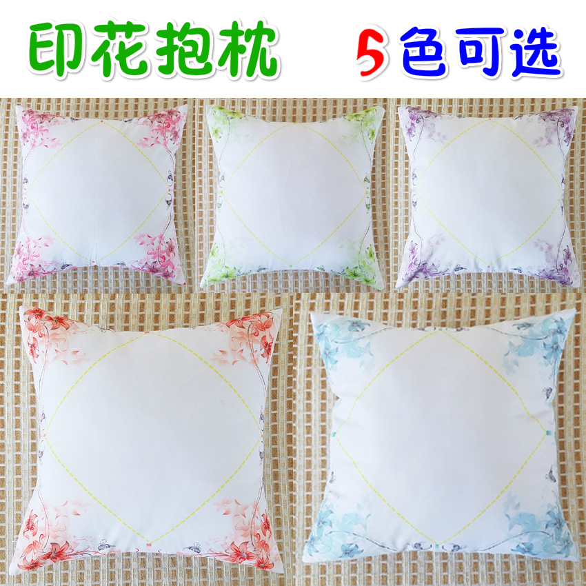 USD 4040] Printing Heat Transfer Pillow Wholesale Lace Heat Transfer Extraordinary Blank Pillow Covers Wholesale