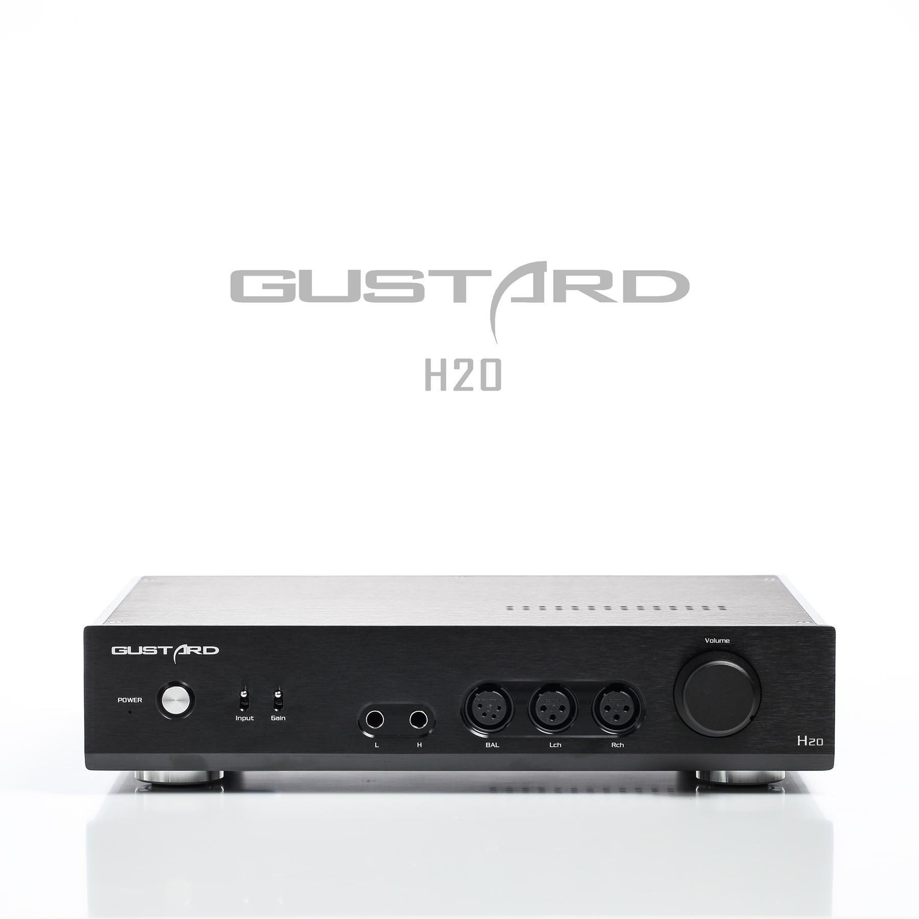Usd 139696 Gao Shi De Gustard H20 Pre Class Ear Full Balance Headphone A Amplifier