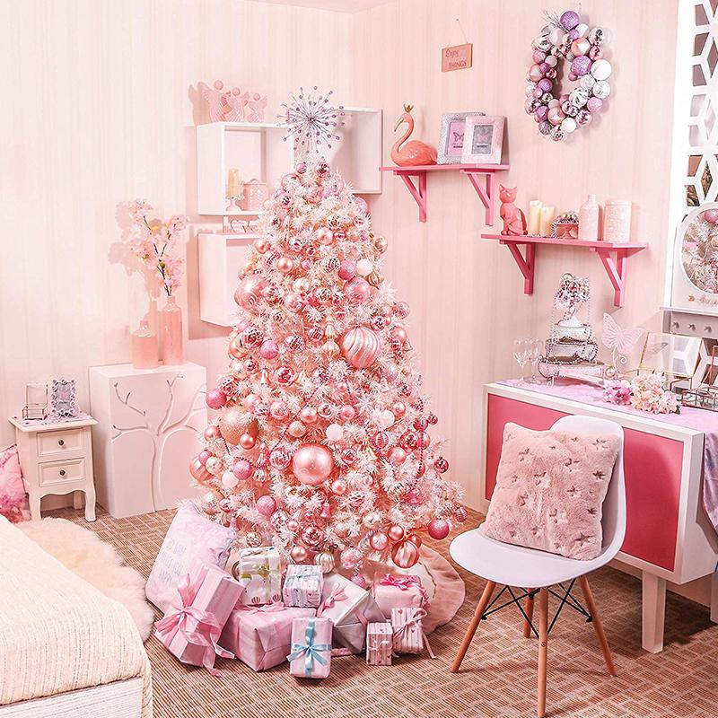 【圣诞树套餐】圣诞节庆装饰