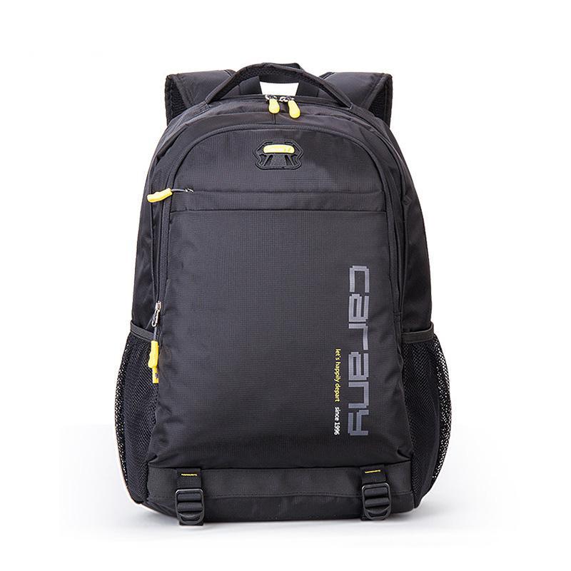 卡拉羊双肩包男女大容量高中学生书包初中时尚韩版潮休闲旅行背包