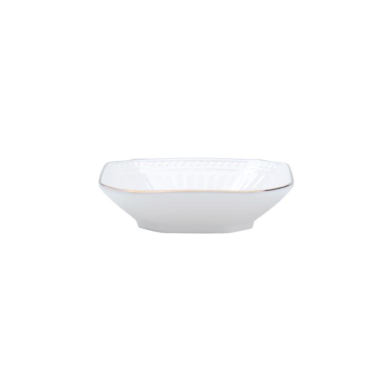 雅诚德抗菌釉盘子健康陶瓷网红防病菌北欧餐具碗碟套装碟子家用