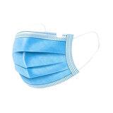 海程 一次性医用外科口罩 50片装 券后10.9元起包邮 (第1项,15.9-5)