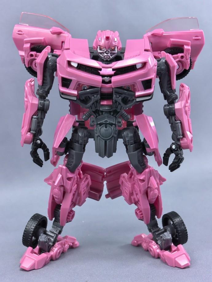 Transformers Toys TAKARA WF MB-EX LaserBeak Pink Bumblebee New in stock