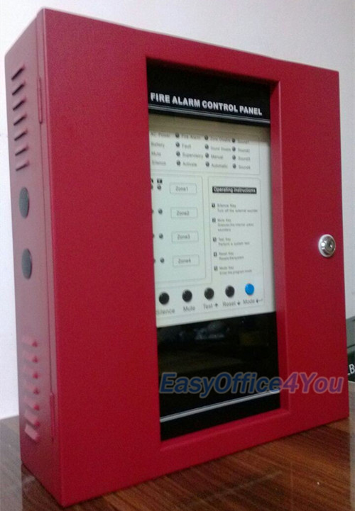4 zones conventional fire alarm control panel fire alarm. Black Bedroom Furniture Sets. Home Design Ideas