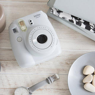 Fuji camera instax mini11 beauty selfie camera package with Polaroid photo paper mini9 upgraded version