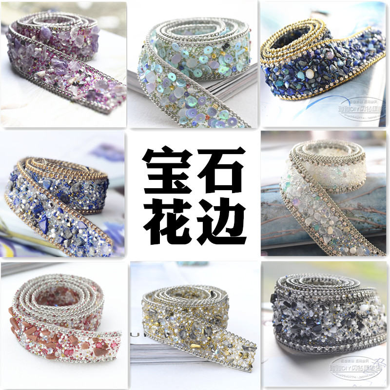 ... lace paste Rhinestone clothing accessories DIY. Zoom · lightbox  moreview · lightbox moreview ... 95cb62da0693