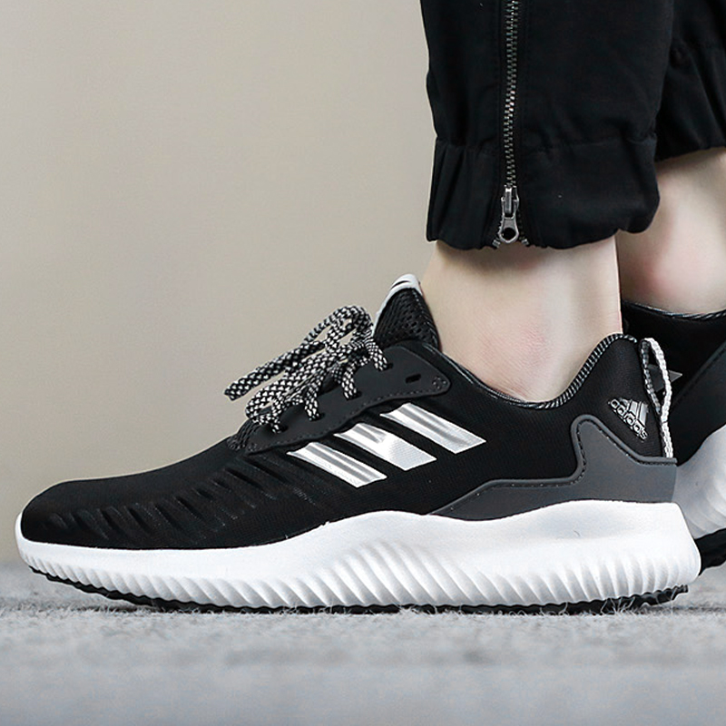 5a7b071bb1156 Adidas adidas women s shoes 2019 winter new sports shoes small coconut  cushioning casual running shoes BW1226