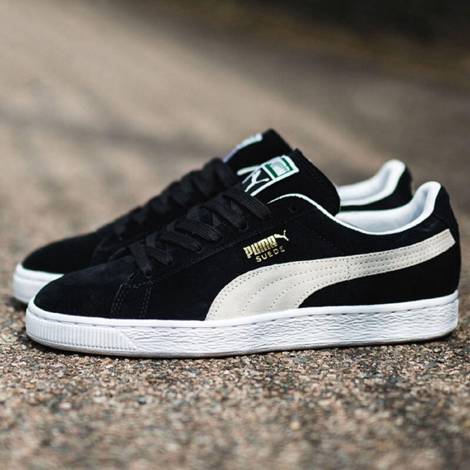 new product 81b1c dde86 PUMA Hummer men s shoes women s shoes 2019 summer Suede low-top sneakers  couple casual shoes shoes 352634