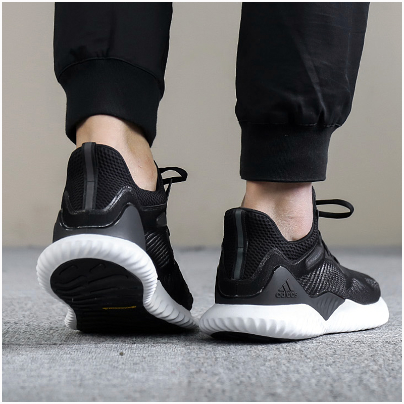 73cc68b4689c3 ... Adidas men s shoes 2019 summer Adi running shoes Alpha bounce horse  brand outsole running shoes AC8273