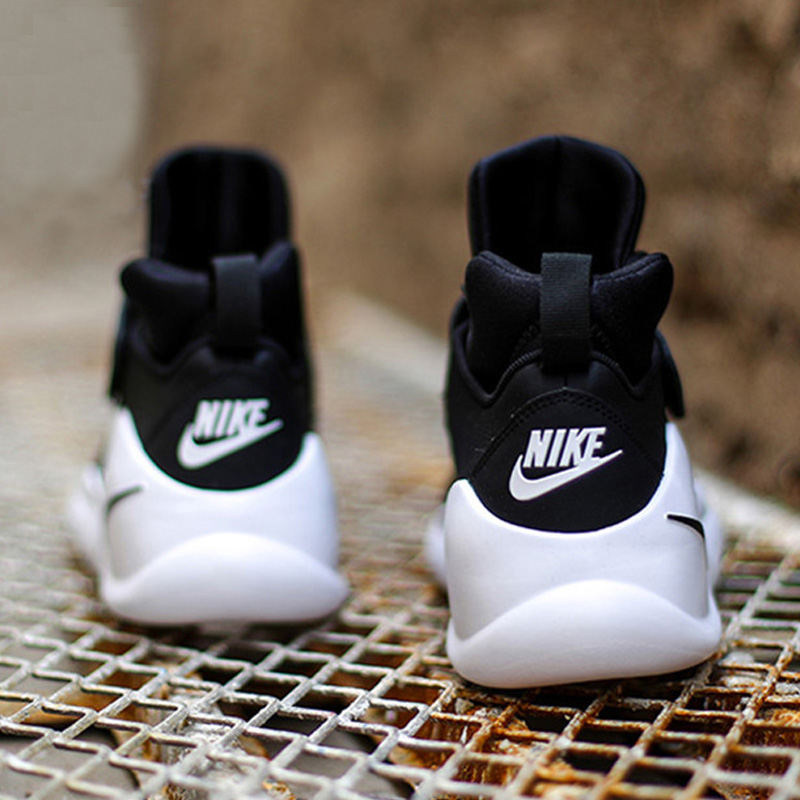 0457d496261 Nike Nike men s shoes 2019 new Kwazi back to the future small coconut  sneakers high to