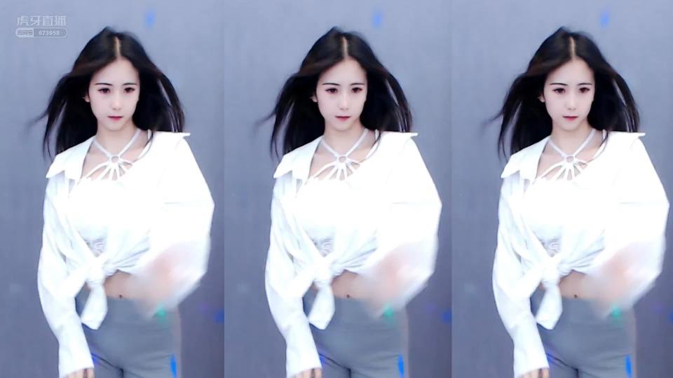 虎牙Miu苏晓2019-10-06-07跳舞视频