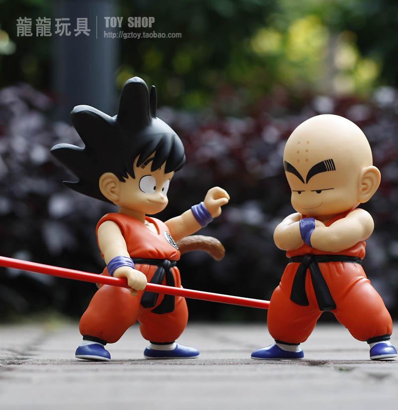 Куклы/ украшения/детали Дракон мяч фигурку детства длинные Менг Король обезьян, Кобаяши модель подвижный игрушки куклы подарок на день рождения, чтобы отправить друг