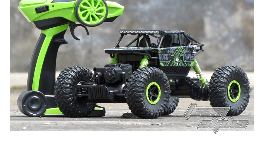 1/18th 2.4Ghz electric rc toy cars remote control rc buggy 4x4 model cars 4wd 4x4 rc rock crawler rtr