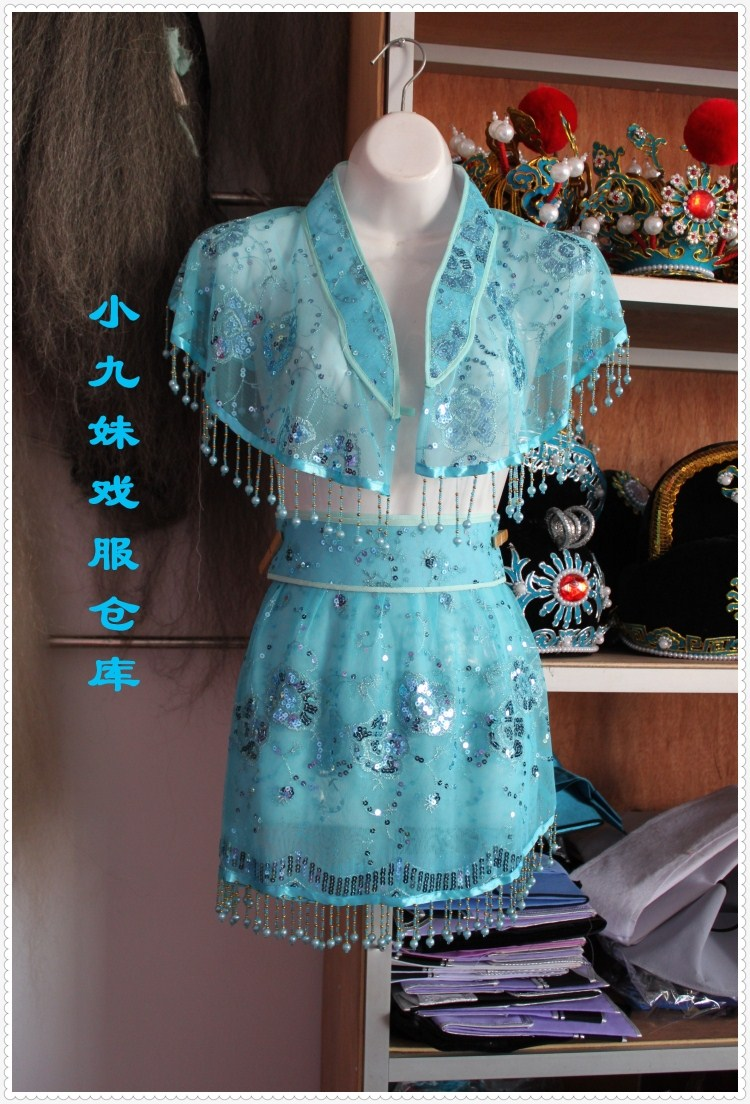 Национальный  костюм Little sister 051