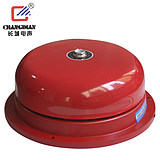 Great Wall Electro-acoustic 6-inch Alarm Bell Workshop Emergency Bell Bell Alarm Bell AC220V