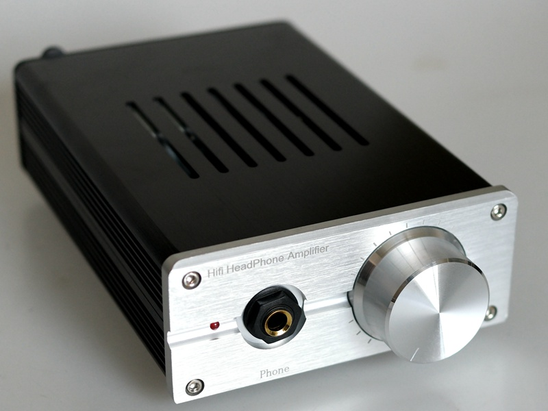 Upgraded version of L.Soloultralinear reference Grammy SOLO headphone amplifier