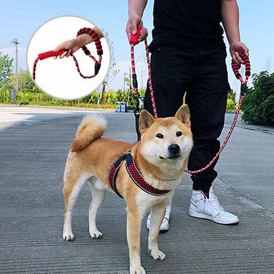 Dog traction rope chain Copke Tate Digi dog rope medium small dog breast strap dog supplies