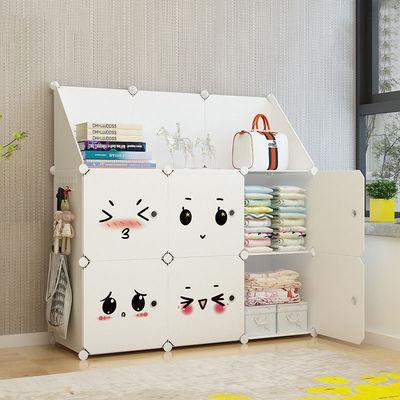 简易布衣柜收纳架宝宝塑料箱大号儿童抽屉式实木卧室家具储物柜子