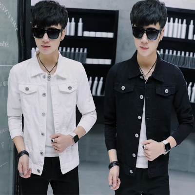 2017 spring new jacket autumn Korean handsome coat trend autumn men's spring and autumn thin section baseball men