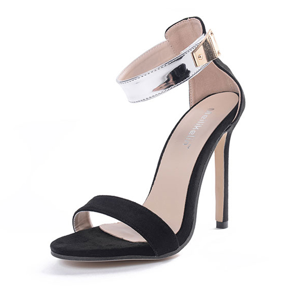 Amber Ankle Strap high heel sandals's main photo