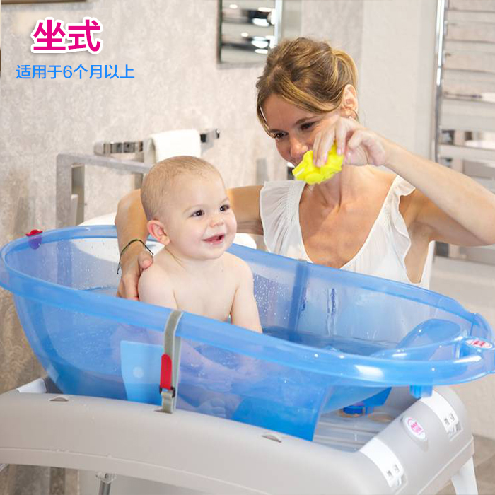 USD 132.88] Italy import Okbaby baby bathtub baby bath tub infant ...