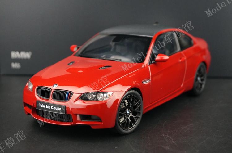 #現貨 Kyosho 京商 1:18 寶馬 BMW M3 E92 仿真合金汽車模型 現貨-SGC5798
