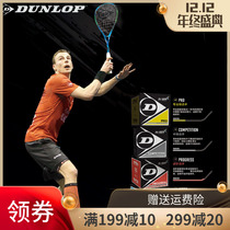 Dunlop Wall Ball single Blue dot double yellow dot squash