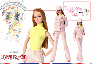 Детские игрушки Integrity  2017 Toys Poppy Parker Downtown