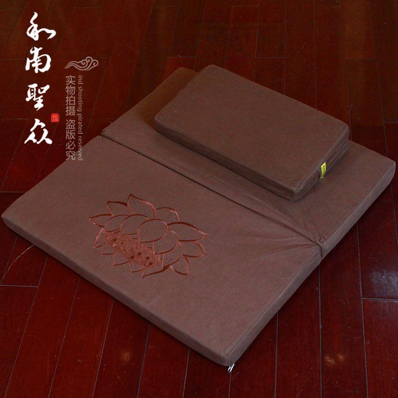 Татами Футон, подушки, кокос Дзен Дзен медитация подушки коврик Лотос зала Будды молитвенный коврик коврик для медитации медитация Pad Бесплатная доставка упругой можно сложить