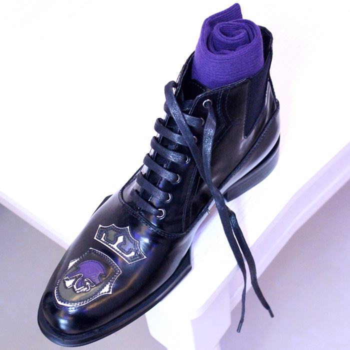 JINIWU Wu Ni сезон джентльмен кружево ботинки европа и америка улица мода теснота высокий лицевая коровья кожа вышивка мужчина ботинок