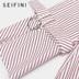 Trung tâm mua sắm với cùng một đoạn thơ Lili 2017 mùa hè sọc mới đơn giản ăn mặc 3170413394001