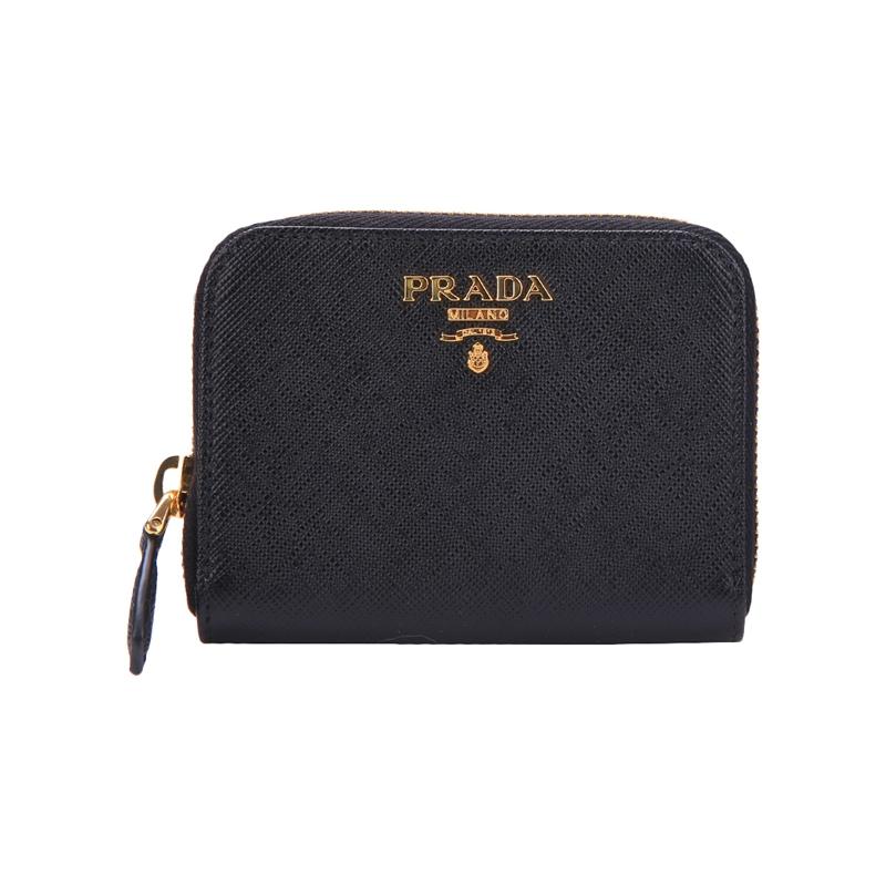 Prada/普拉达女士钱包拉链短款1MMMM268QWA