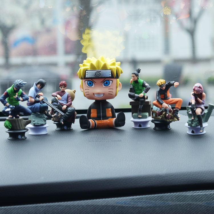 Umbrella Naruto  Smirk +6 Ornaments