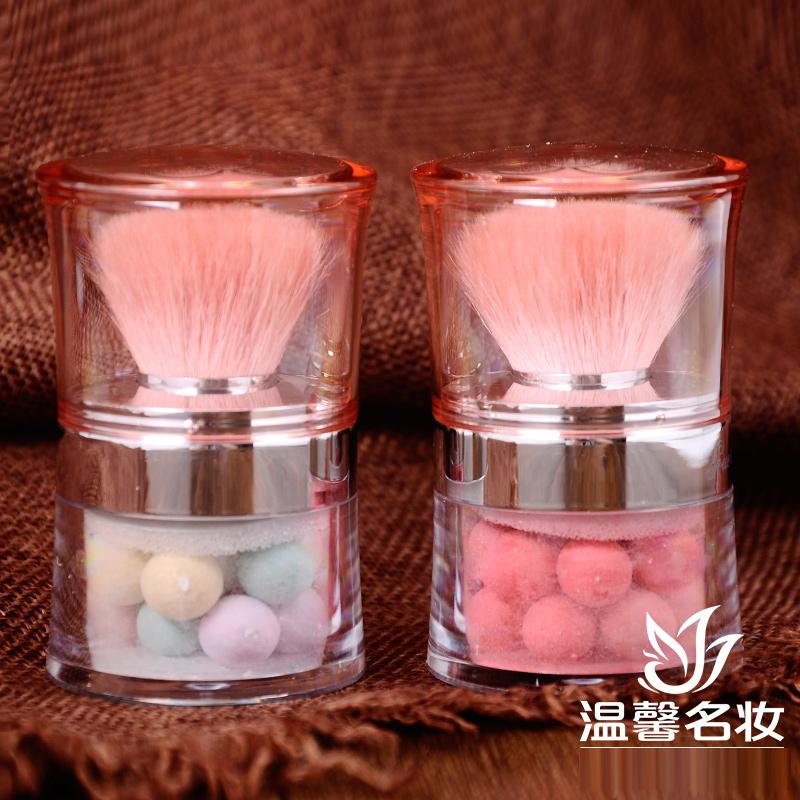 娇兰幻彩流星粉球便携套装 蜜粉/腮红*2 带刷 提亮肤色 控油定妆