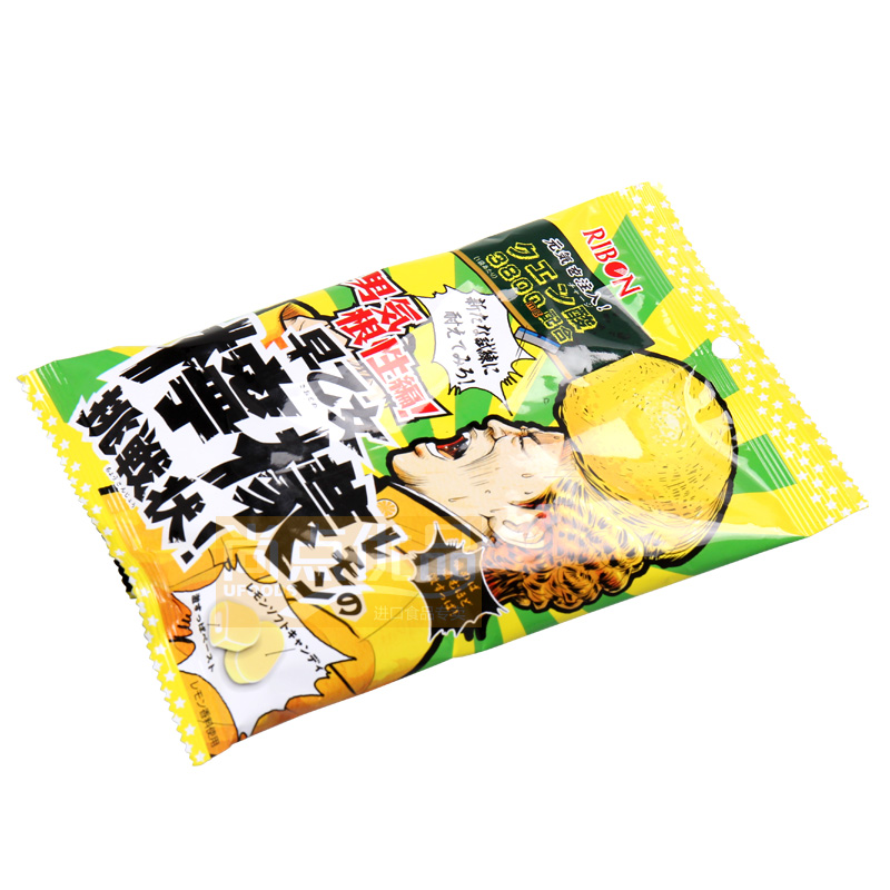 Seeking to challenge Japan imported RIBON Liben lemon