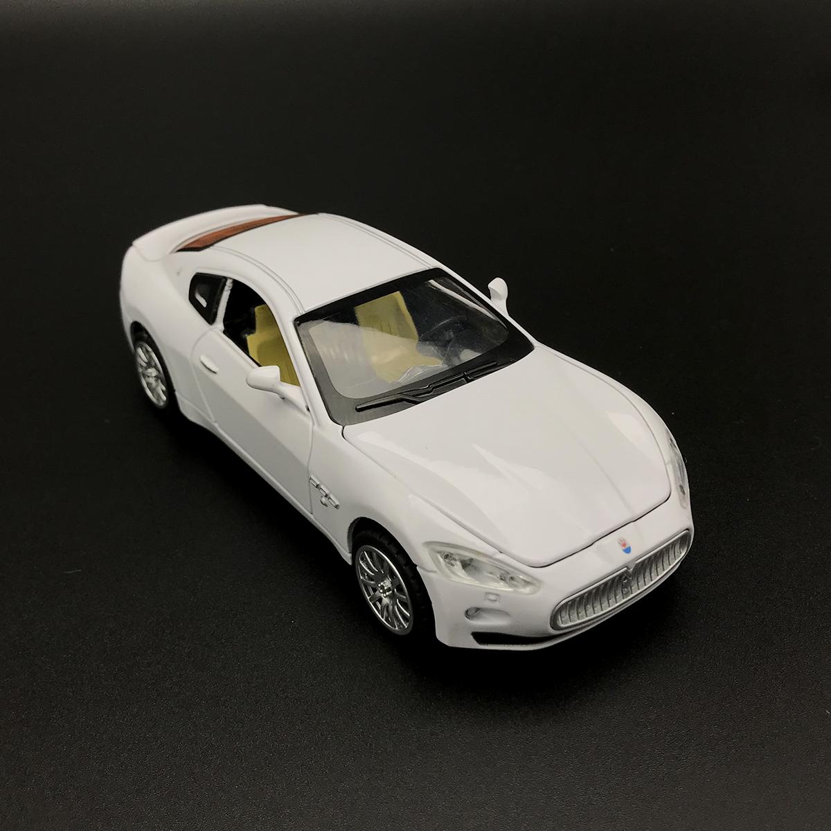 1:32 Mô phỏng Chủ tịch Maserati Hợp kim Xe mô hình Cửa hàng Đồ chơi trẻ em Âm thanh và Ánh sáng Trang trí nhà - Chế độ tĩnh
