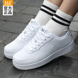 361 shoes autumn and winter women's sports shoes casual white shoes 361 degrees white shoes air force one women's shoes skateboard shoes AF1