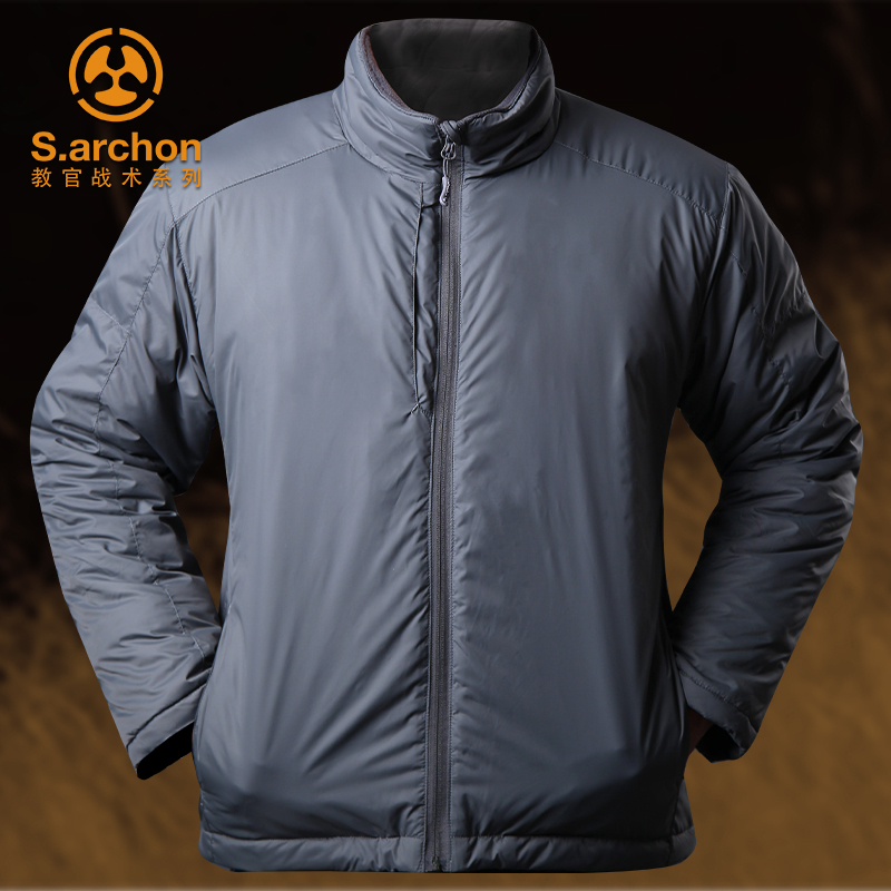 Winter Titan heat reflective instructors tactical cotton men outdoor warm wind commuter assault clothing cotton clothing jacket