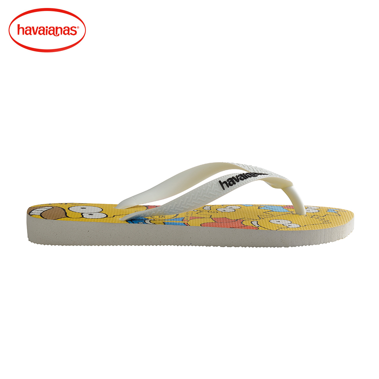 6e11a501ee74c ... flip flops Simpson series unisex yellow blue slippers Havana · Zoom · lightbox  moreview · lightbox moreview · lightbox moreview ...