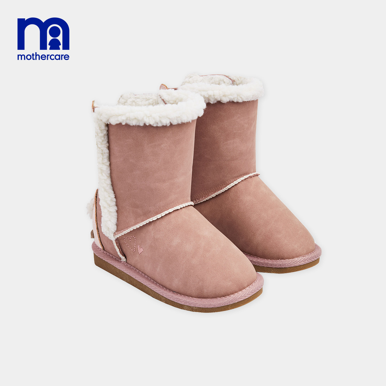 mothercare British children's shoes children's snow boots girl baby shoes girl boots winter 2-5 years old