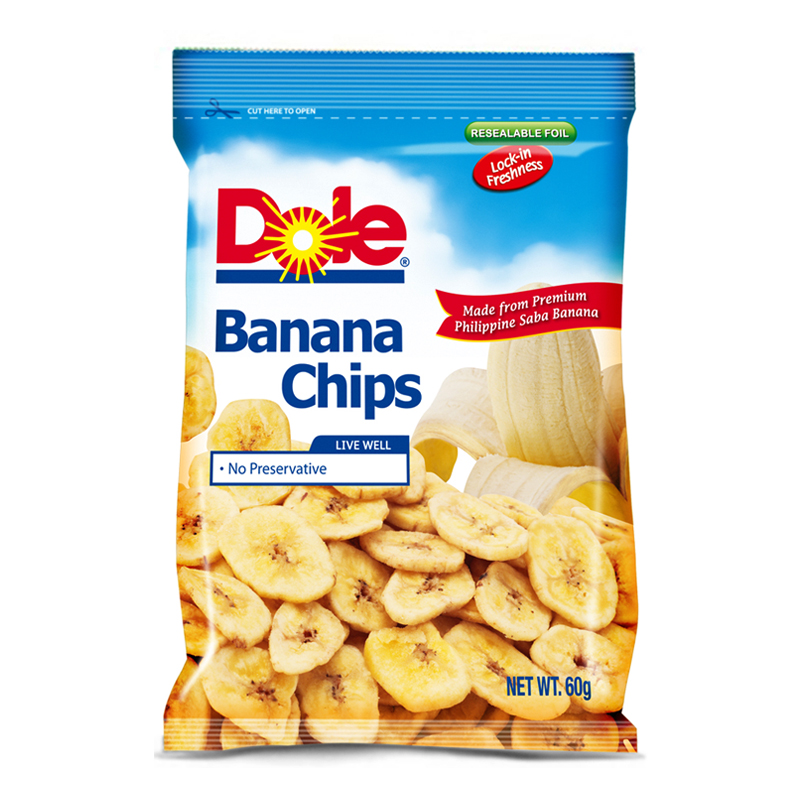 banana chips package - photo #1