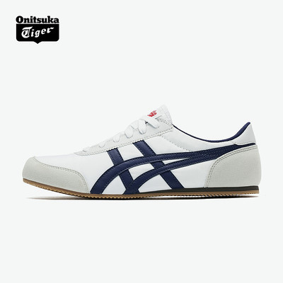 Onitsuka Tiger Ghost Tiger Official Track Trainer Fever Fashion Retro Casual Shoes D318N