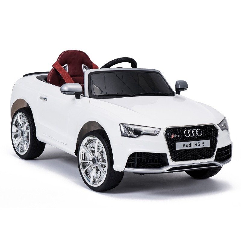 USD Audi Baby Kids Electric Car Bike Ride Man Rocking Car - Audi electric toy car