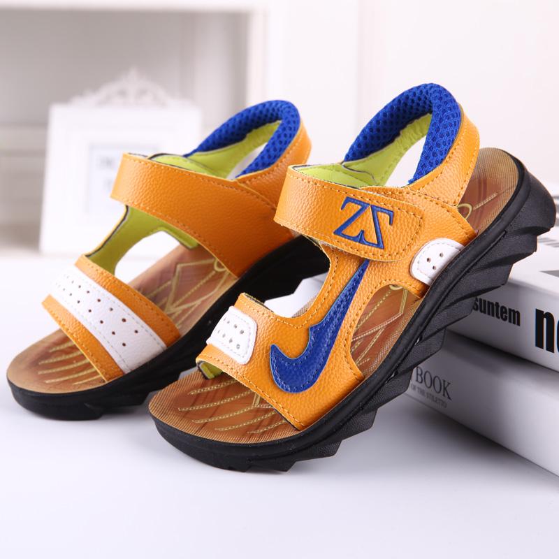 【清仓特价 361童鞋儿童凉鞋男童夏季透气鞋子中大童沙滩鞋子学生