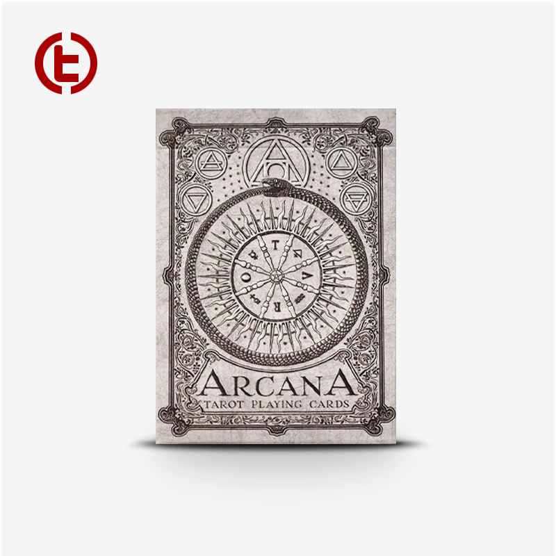 () TCC poker Arcana playing Cards mystery USA imported playing cards
