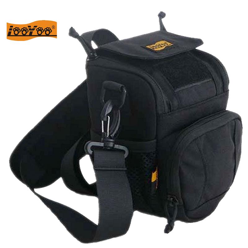 Quạt quân sự Luyou A107 nhỏ và nhẹ micro đơn / máy ảnh kỹ thuật số điện / túi đeo thắt lưng túi nylon điều chỉnh cao - Phụ kiện máy ảnh kỹ thuật số