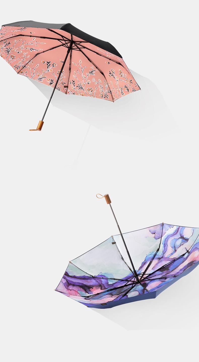 伞中宝马、伞下体感降温7度、UPF50+:蕉下 防晒伞 券后149元包邮 买手党-买手聚集的地方