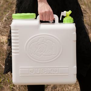 Bình chứa nước, bình chứa nước cực lớn, bình uống nước, bình nhựa, thùng vuông phẳng, xô nước tinh khiết - Thiết bị nước / Bình chứa nước