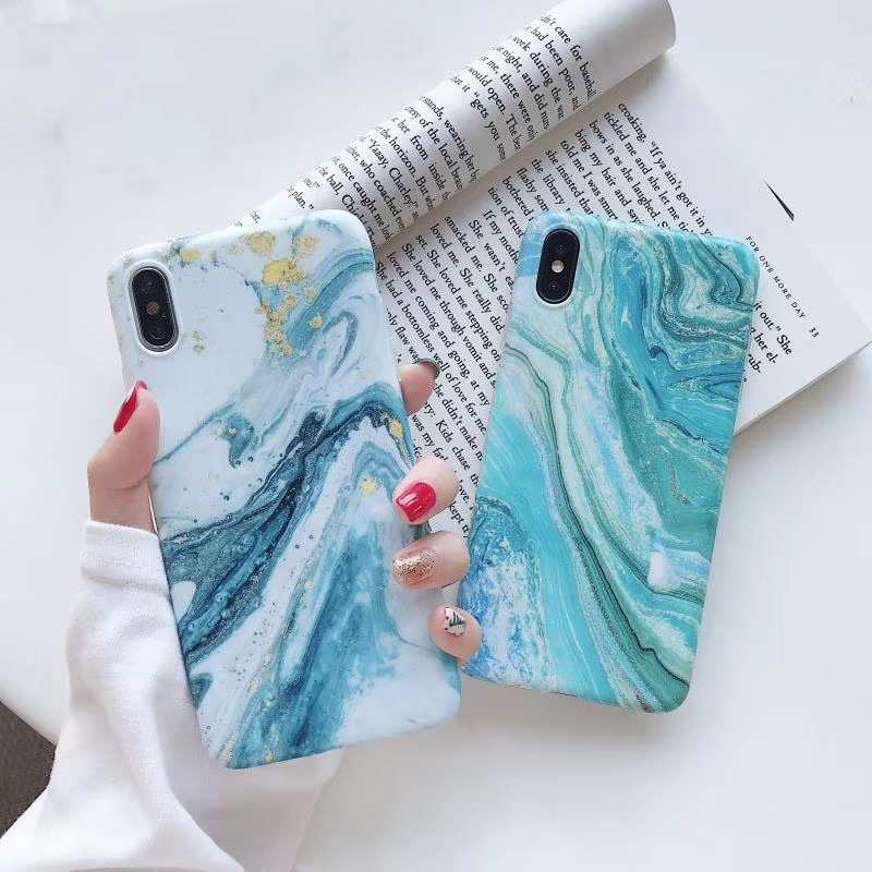 Suitable for iPhone 11 Pro case XR XS max6 7 8plus marble cover